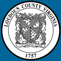 Logo Crest for Loudoun County Government