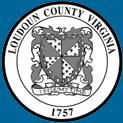 Logo Crest for Loudoun CountyGovernment