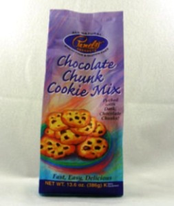 Best gluten free chocolate chip cookie recipe uses baking mix from Pamela's products says Exotic Car Examiner